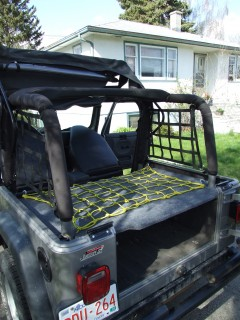 Home Made Trunk Cover For Jk Page 3 Jeepforum Com