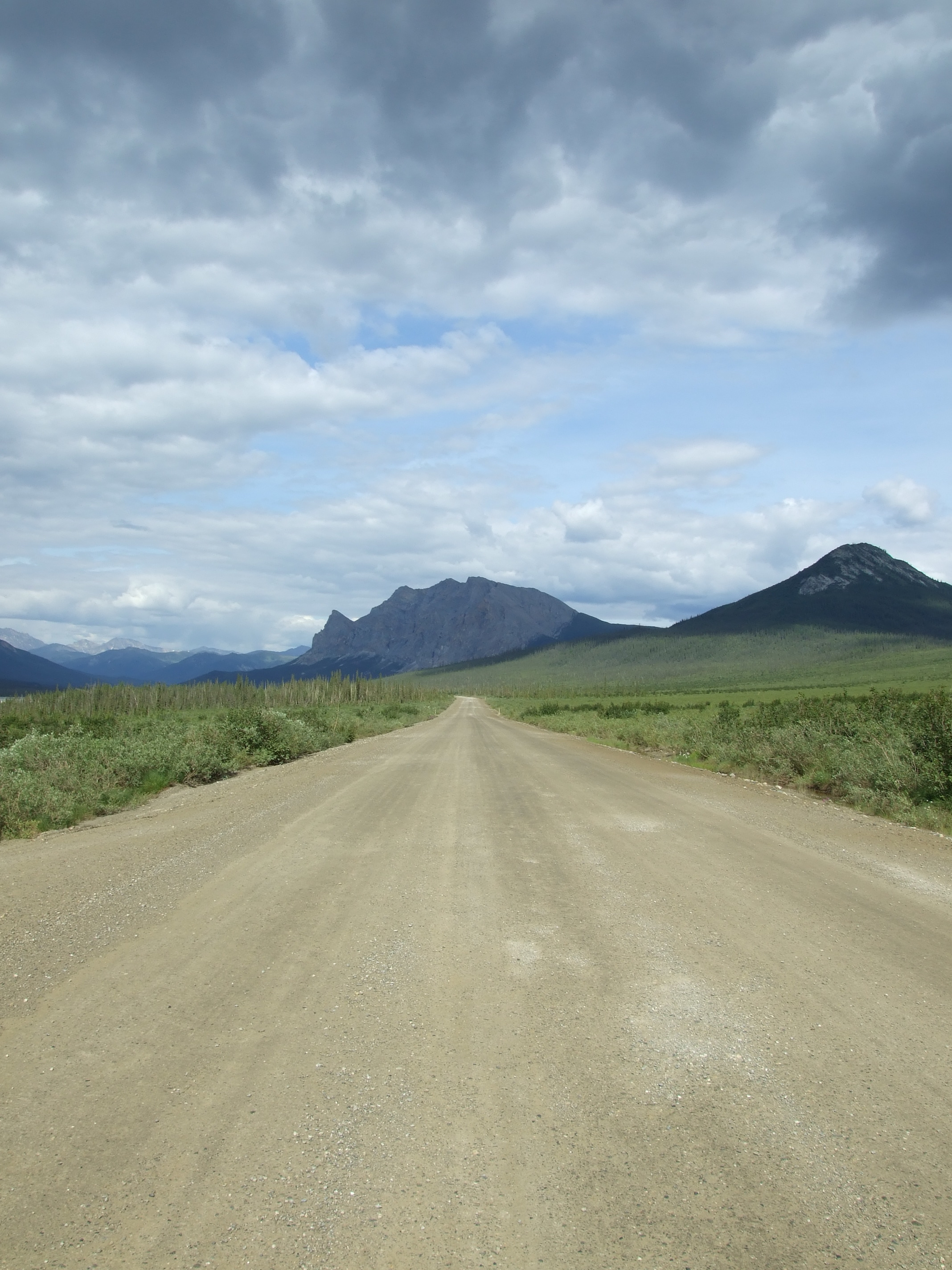 Dalton Highway Mountains