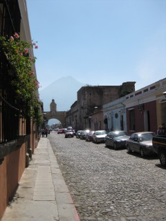 antigua streets 240x320