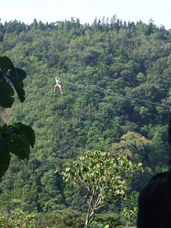 mike coming in zipline 240x320