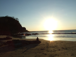 sunset playa madera 320x240