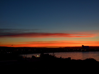 madryn sunset 320x240