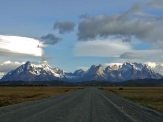 torres del paine 320x240